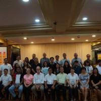 Photo von Teilnehmenden des Design Thinking Workshops auf den Philippinen