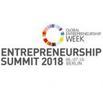 Logo von dem Entrepreneurship Summit 2018