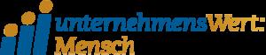 Logo: unternehmensWert: Mensch