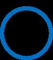 """Foto mit einem blauen runden Kreis darüber steht """"Organisation"""" und innen drin steht """"Aufgaben-orientiertes System"""